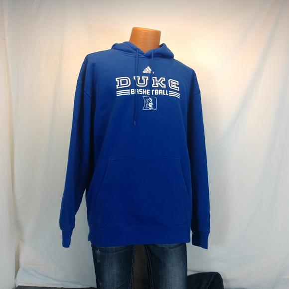 reputable site 4c826 b73a6 Duke University Basketball Long Sleeve Hoodie